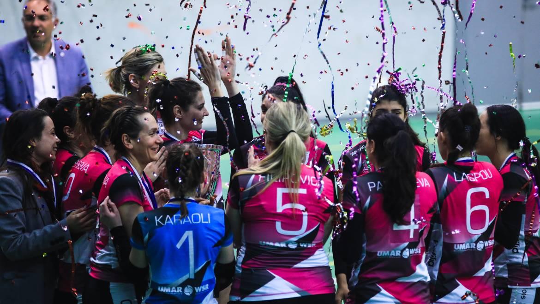 Ξεκίνησαν οι εγγραφές στις ακαδημίες Volley της  LEMESOS VOLLEYBALL